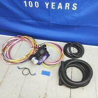 Wire Harness Fuse Block Upgrade Kit for 1932 Ford street rod hot rod rat rod
