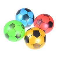 20cm Inflatable Beach Balls Rubber Children Toy Outdoor Sport Ball Toys FT
