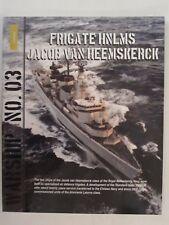 Book: Frigate HNLMS Jacob van Heemskerck, Warship No. 3 - Great Photos