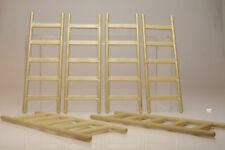 Playmobil lote 6x escalera klicky construccion bombero accesorios repuesto stair