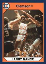 1990-91 Clemson Collegiate Collection Sportscard (Pick From List) C85