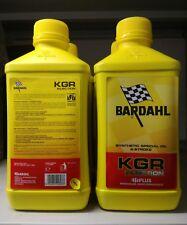 BARDAHL Moto 2 Tempi KGR Injection SAE 30 API TC JASO FD ISO-L-EGD Lubrificanti