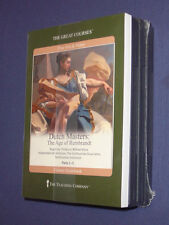 Teaching Co Great Courses DVDs  DUTCH MASTERS THE AGE of REMBRANDT  new & sealed