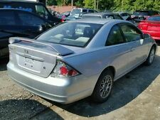 01 02 03 04 05 HONDA CIVIC COUPE 2DR SILVER PASSENGER RIGHT DOOR OEM WARRANTY