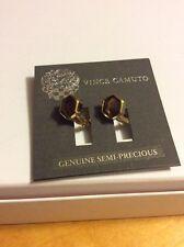 Vince Camuto Gold Tone  Huggie Hoop Earrings $28 #132
