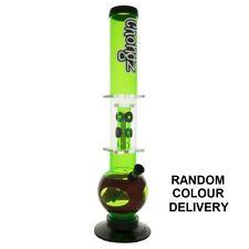 More details for chongz acrylic bong ellas choice waterpipe percolator bubbler smoking pipe 40cm