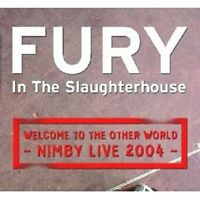 """FURY IN THE SLAUGHTERHOUSE """"WELCOME TO THE..."""" 2 CD NEU"""