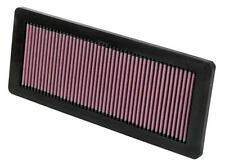 K&N Hi-Flow Performance Air Filter 33-2936 fits Peugeot 207 CC 1.6 16V Turbo