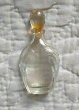 VINTAGE EMPTY MINIATURE PARFUM TEA ROSE 5ml PERFUME BOTTLE