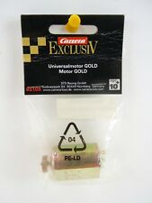 1/24 Slot Car Motor Carrera Motor Gold with 20T pinion