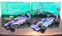 Jordan Hart Set 193/194 Formel 1 1993/1994  - 1:43 Minichamps