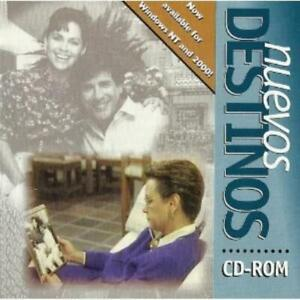 Nuevos Destinos PC CD read Spanish foreign language read answer text questions!