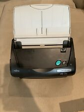 Fujitsu Scansnap Fi-5110E0X2 Duplex Color Scanner. No Power Cable.