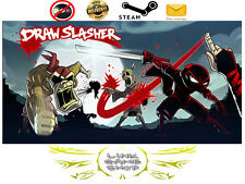 Draw Slasher PC & Mac Digital STEAM KEY - Region Free