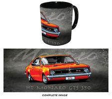 MONARO HT GTS 350 CAR COFFEE MUG  HOLDEN MONARO HT COFFEE MUG