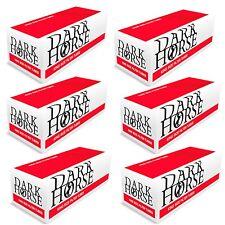 10000 Zigarettenhülsen Zigaretten Hülsen Filterhülsen Tuben DARK HORSE (20x500)