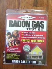 Pro Lab Ra100 Do It Yourself Randon Gas Test Kit