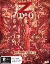 Z Nation : Season 1-4 (Blu-ray, 2018, 11-Disc Set)