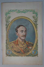 E. DAMBLANS (1865/1945)  - 1914/1918  -   GENERAL HUBERT COUGH - WW1