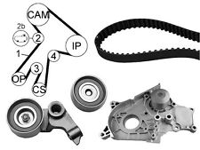 Toyota Previa Mk2 Water Pump And Timing Cam Belt Kit For Toyota Previa 2.0 D-4D