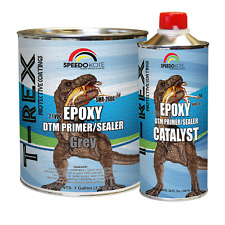 Epoxy Fast Dry 2.1 low voc DTM Primer & Sealer Gray Gallon Kit, SMR-260G/261