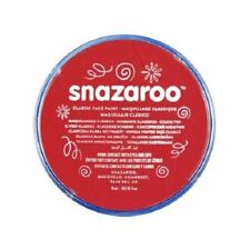 18ml Snazaroo Face & Body Paint Make Up Many Colours Paints Fancy Dress Stage