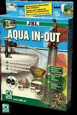 JBL Aqua In Out Complete Set - Water Changing Kit * easy to use FULLY EQUIPPED