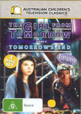 The Girl from Tomorrow: Series 2 NEW PAL Kid 4-DVD Set