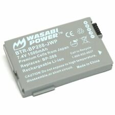 Wasabi Power Battery for Canon BP-208