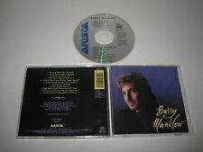 BARRY MANILOW/BARRY MANILOW(ARISTA/259 927)CD ALBUM