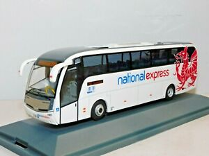 OOC CAETANO LEVANTE NATIONAL EXPRESS DRAGON ROUTE 202 1/76 OM46408B CERT MISSING
