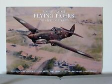 Flying Tigers - Stuff of Legends AVG P-40 Robert Taylor Aviation Art Brochure