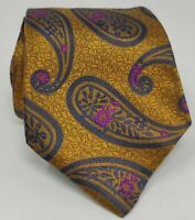 Cravatta pierrè balmain paris 100% pura seta tie silk original made in italy