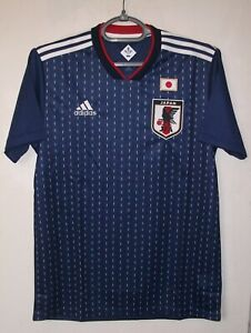 Japan 2018-2019 Home football shirt jersey Adidas size M