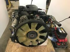 06 07 CHEVROLET GMC DURAMAX LBZ 6.6 ENGINE ZF6 MANUAL TRANSMISSION SWAP PATROL