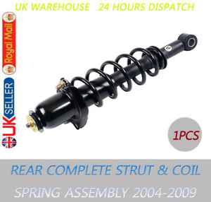 Rear Right Complete Struts Shock Absorbers Coil Assembly for 04-09 Toyota Prius