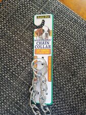 "Brand New Aspen Pet Mighty Link Chain Collar for Dog. 28"" x 4MM X-Heavy Weight"