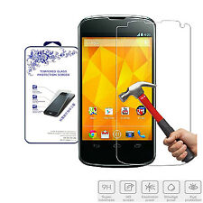 For LG Google Nexus 4 E960 Ultra Slim Premium HD Tempered Glass Screen Protector