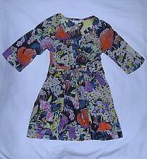 DIANE VON FURSTENBERG Sun Soleil -Summer Dress-Size P/Petite-Very nice Condition