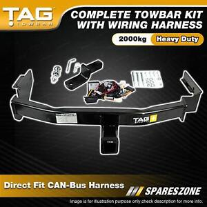 TAG Towbar Kit for Mitsubishi Outlander 2012 - 2019 Direct Fit CAN-Bus 2000kg