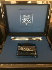 PELIKAN SPIRIT OF 1838 LIMITED EDITION FOUNTAIN PEN (M) NIB - NEW IN BOX