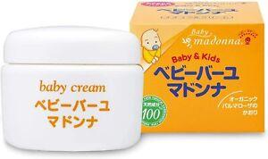 Bebé Bayu Madonna 83g (Natural Caballo Aceite Crema) Piel Cuidado Natural