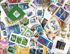 WOR3 WORLD STAMPS ON PAPER! 5-POUNDS! FREE SHIPPING