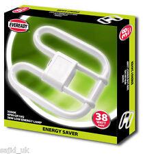 Rapide Postage * 9 W Eveready Energy Saver Ampoule 9 W PL-S Lampe 2PIN longue durée