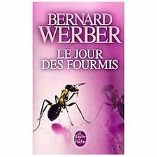Le Jour Des Fourmis (Le Livre de Poche) (French Edition)
