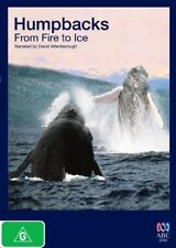 Humpbacks: From Fire to Ice - Narrated by David Attenborough (DVD, 2008) new
