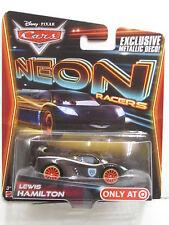 DISNEY PIXAR CARS NEON RACERS TARGET LEWIS HAMILTON