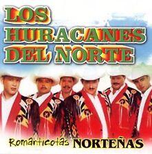 Romanticotas Nortenas by Los Huracanes del Norte (CD ALL CD'S ARE BRAND NEW