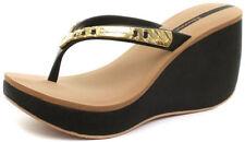 Sandali e scarpe in oro per il mare da donna dal Brasile