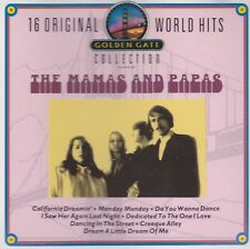 Mamas and Papas - 16 Original World Hits - CD